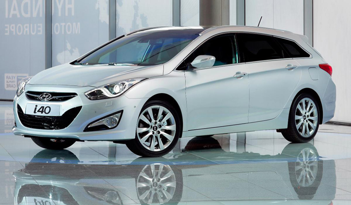 Hyundai i40