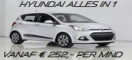 Hyundai i10 Alles in 1